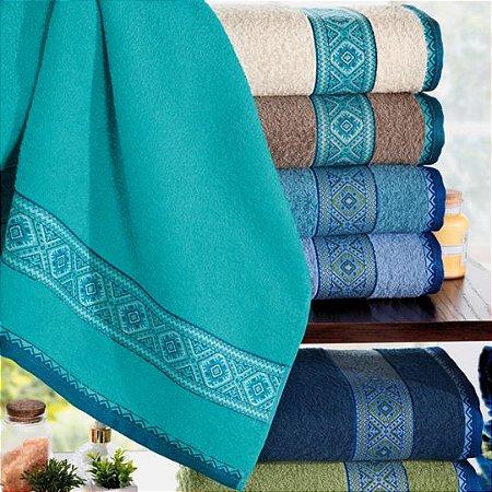 LUFAMAR jogo de toalhas 5 peças Dakota