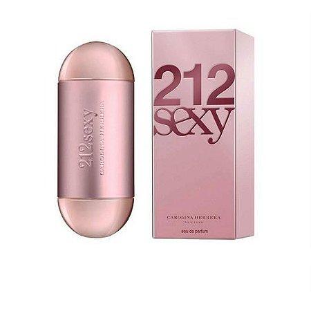Perfume Carolina Herrera 212 Sexy Eau de Parfum Feminino 100ML