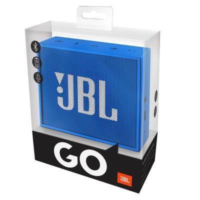 Caixa de Som JBL Go Bluetooth Portátil