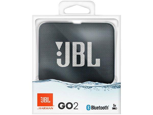 Caixa de Som JBL Go 2 Bluetooth Portátil