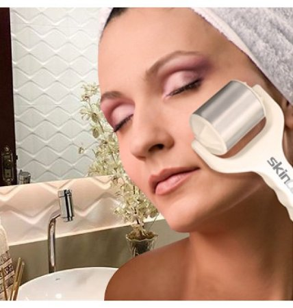 Rolo de resfriamento- Mini Skin Cooler para Analgesia Temporária e Lifting Imediato