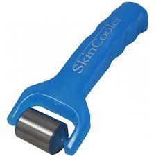 Rolo de resfriamento- Mini Skin Cooler - Disponivel Cor Azul