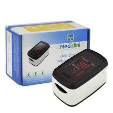 Oxímetro de Pulso Portátil de Dedo Mediclin