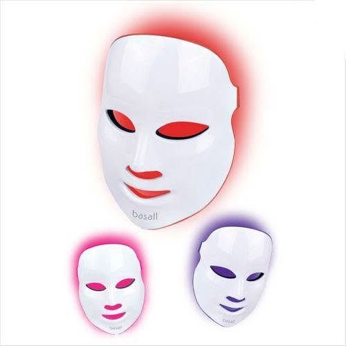 Máscara de Led Facial iPhoton Mask com ANVISA e INMETRO