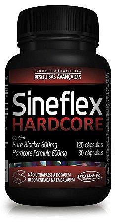 SINEFLEX HARDCORE (150caps) - POWER