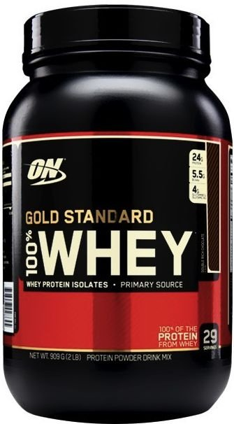 100% WHEY GOLD STANDARD ON (909g) - OPTIMUM