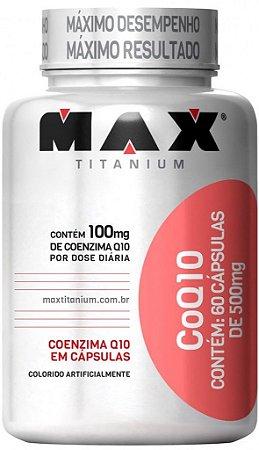 COQ10 (60caps) - MAX TITANIUM