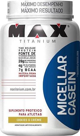 CASEINA MICELLAR (900g) - MAX TITANIUM