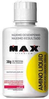 AMINO LIQUID (500ml) - MAX TITANIUM