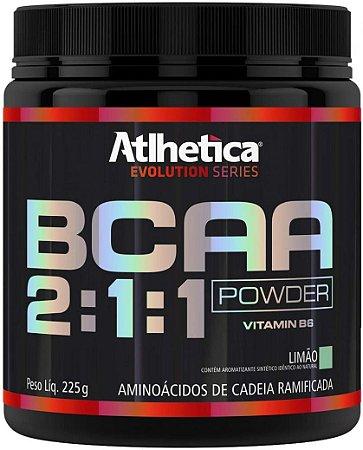 BCAA POWDER 2:1:1 Evolution Series (225g) - ATLHETICA