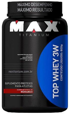 WHEY TOP 3W (600g) - MAX TITANIUM