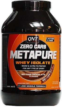 METAPURE WHEY ISO ZERO CARB (1kg) - QNT