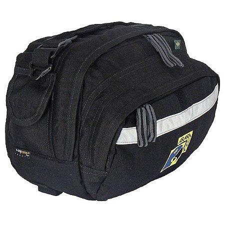 Bolsa de guidão 11L com Capa de chuva - AraraUna