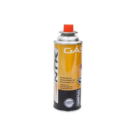 Cartucho de gás para fogareiro e maçarico CampGás - Nautika