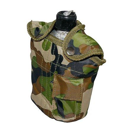 Cantil Militar Camuflado 900ml - Nautika