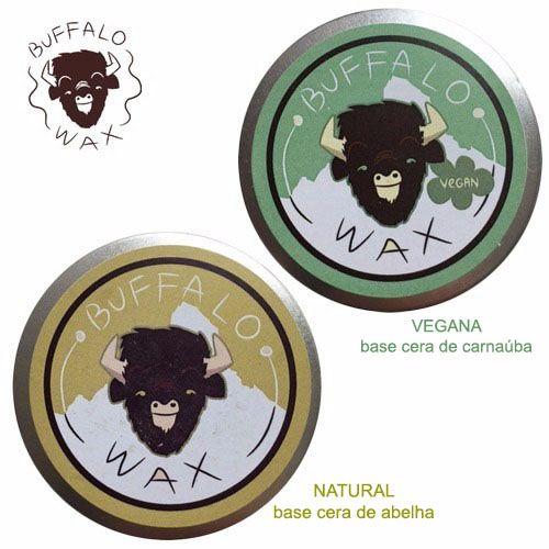Pomada para cicatrização 100% Natural - Buffalo Wax