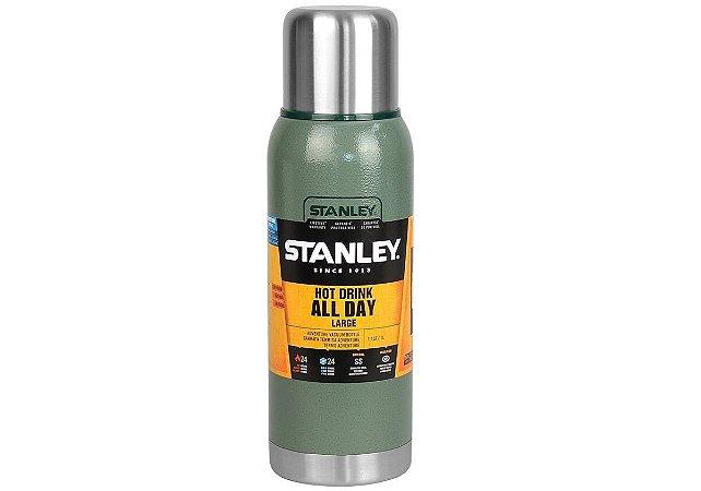 Garrafa térmica Gelado e Quente Hammertone Adventure 1 litro - Stanley