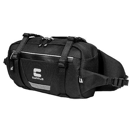 Pochete bolsa de guidão Escaper 3,7 litros - Curtlo