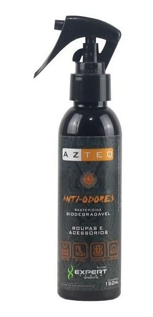 Spray anti-odor Expert Clean Sport biodegradável 150ml - Azteq