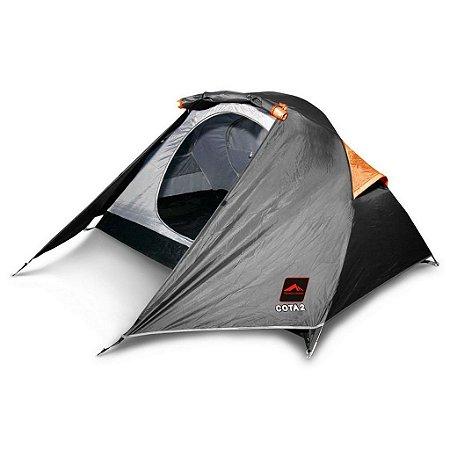 Barraca camping Cota 1 - Trilhas e Rumos