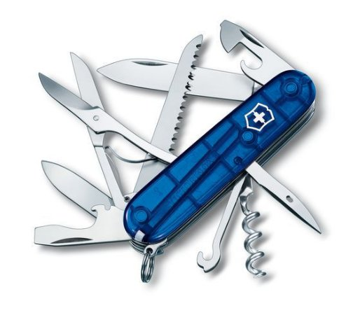 Canivete esportivo Huntsman 15 funções - Victorinox