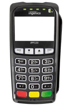 PIN Pad IPP320 - USB - INGENICO