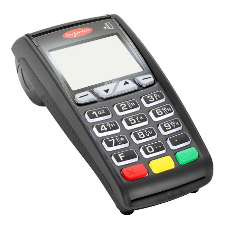POS Fixo ICT250 - Dial e Ethernet - INGENICO