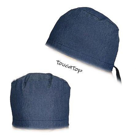 Gorro Cirúrgico Jeans Azul - ToucaTop - Toucas Cirúrgicas Divertidas ... 75f145a5a3f