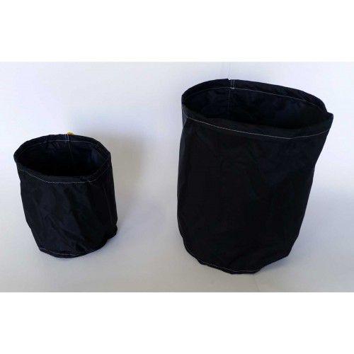 Bubble Bag 190 micras (Preta) - 18 Litros