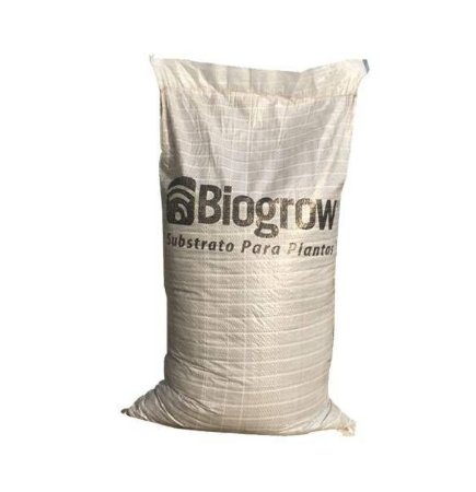 Substrato 50L - Turfa de sphagnum - BioGrow - PH Balanceado