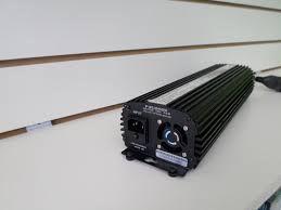 Reator Eletrônico bivolt dimerizavel para lâmpadas 250w\400w\ 600w