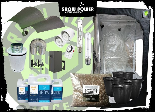 KIT EXPERT EASY TO GROW 100x100x200 – 400w