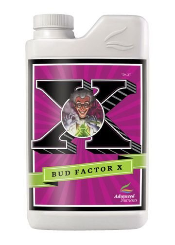 Bud Factor X 100ml