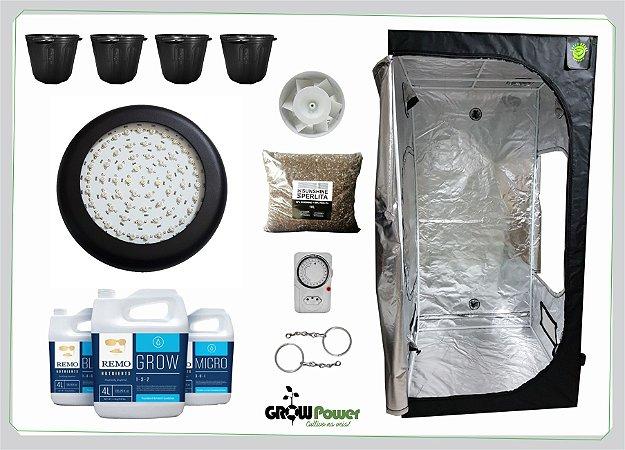 KIT LED EASY TO GROW 100x100x200 – 300w Bivolt