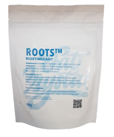 Fertilizante Fat Crystal Roots 100g