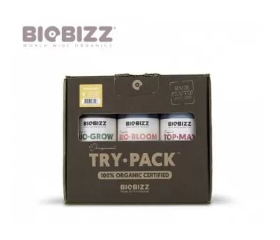 Try Pack Indoor TOPMAX + Brinde