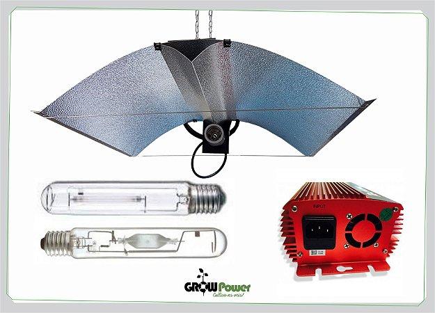 Kit ADVANCED 60x50 Pro Reator Eletrônico BIVOLT