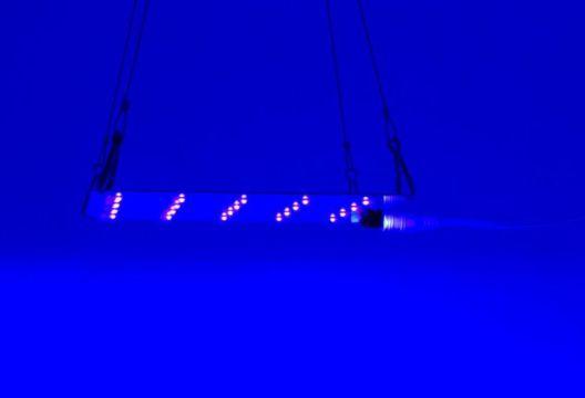 Painel Led Ultra Violeta UV-A + UV-B 30w BIVOLT