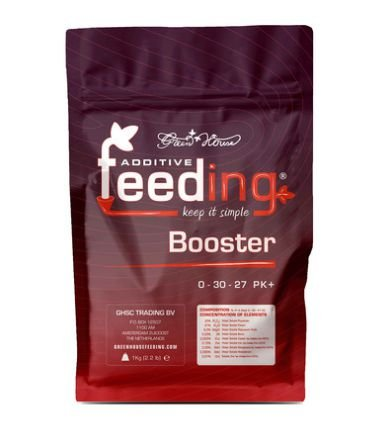 Fertilizante Green House Feeding Booster PK+