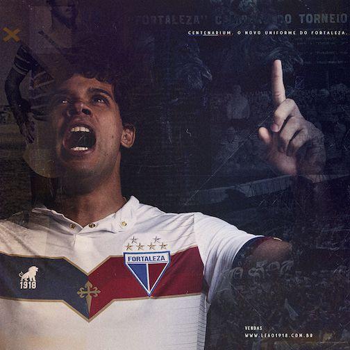Camisa Centenarium Fortaleza
