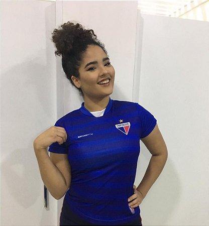 T-Shirt Azul Feminina