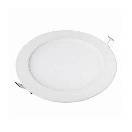 Luminária de Embutir LED Slim Redonda 24W - Startec