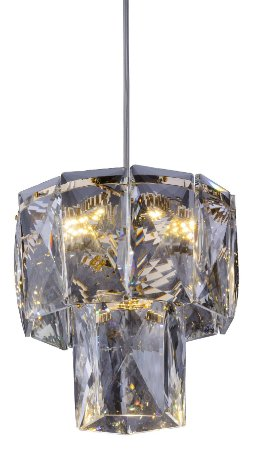 LUSTRE MINI  FASANO LED DOURADO