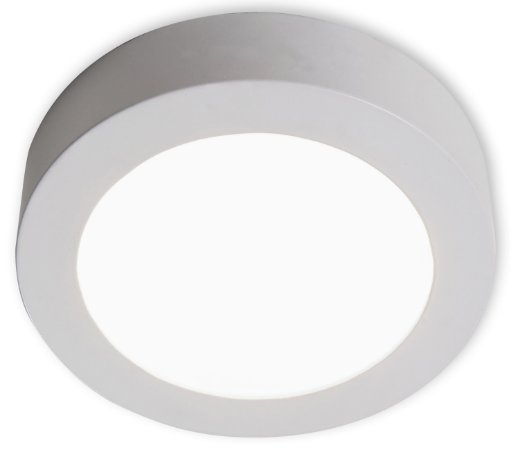 PLAFON LED QUADRA 18W 6500K