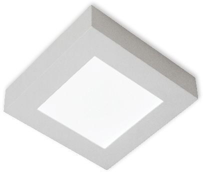 PLAFON LED QUADRA 12W 3000K