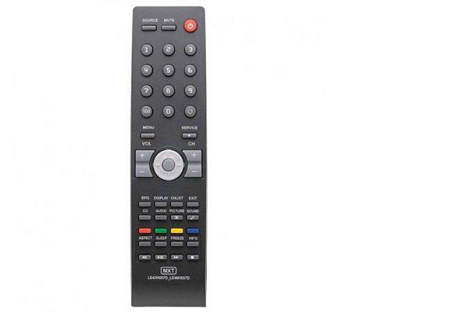 Controle Compatível com Tv Aoc Lcd Led Cr4603 Le32w157 w931