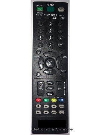 Controle Lg 42cs60 42ls3400 32cs460 32ls3400 AKB73655808