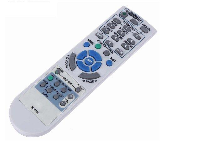 Controle Projetor NEC VT470 RD-448E Modelo Paralelo