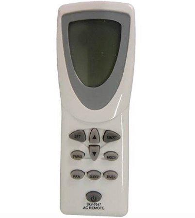 Controle Remoto Ar Condicionado Consul Split com Curva