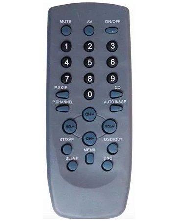 Controle Remoto CCE TV Antiga Universal